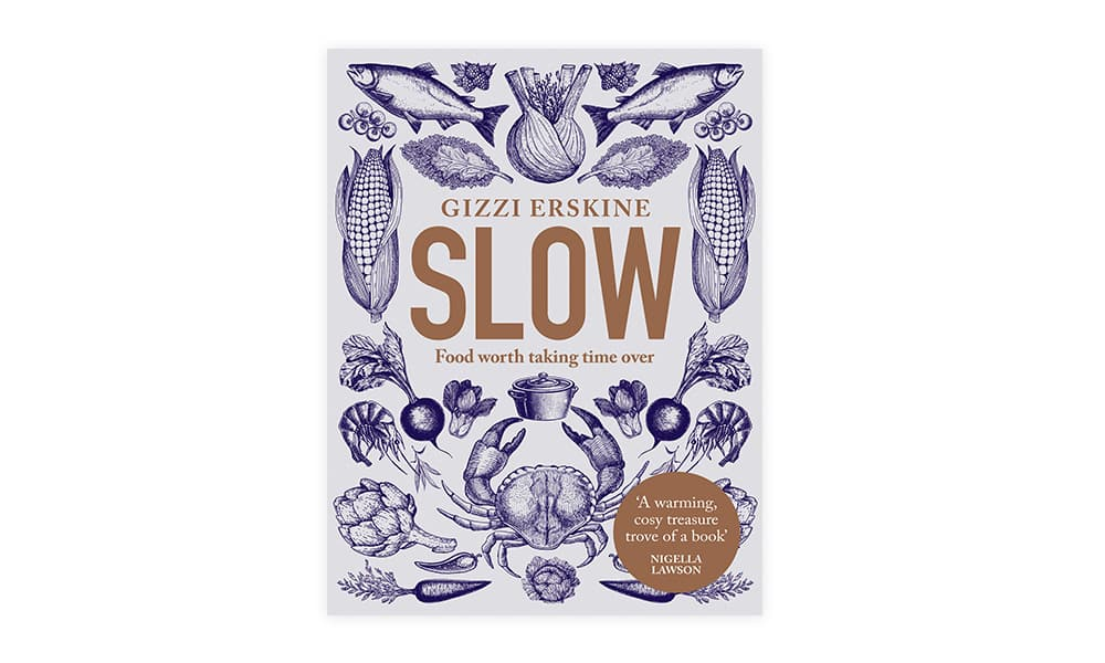 Slow Cook Book by Gizzi Esrkine