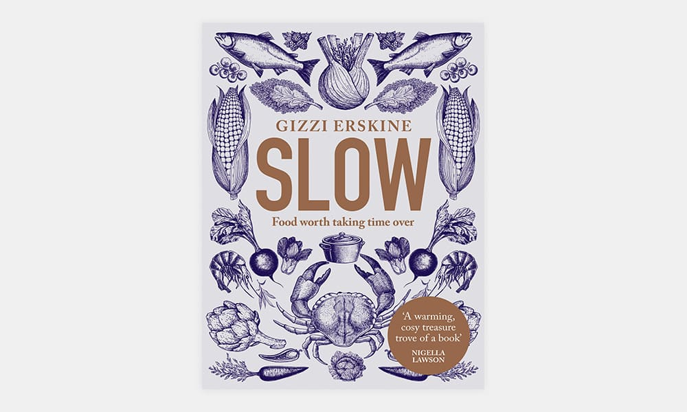 SLOW Cook Book by Gizzi Erskine